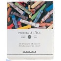 Sennelier Extra Soft Pastels - Set of 24 Introductory Shades