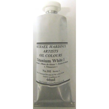 Michael Harding oil colour for artists - 60ml
