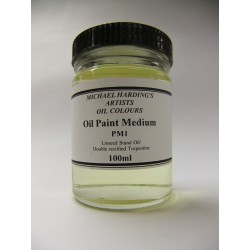 Oil Paint Medium - 100ml - PM1