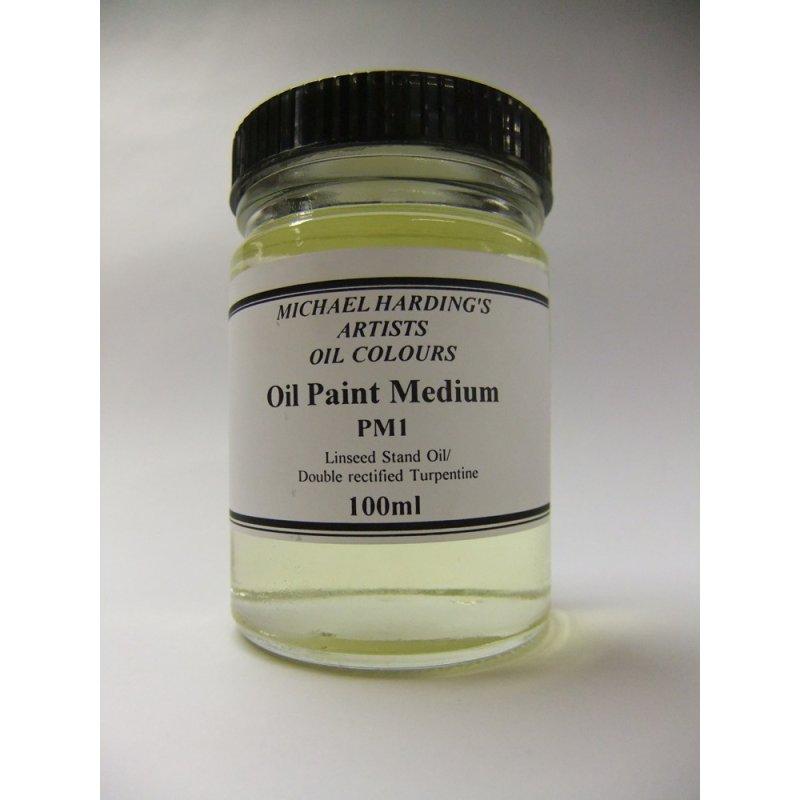 Oil Paint Medium - 100ml - PM1