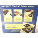 Paperwave Tracedown tracing paper A4 A3 pack of 5