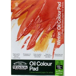 Winton Oil Colour Pads 230gsm 108lb