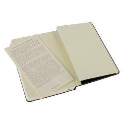 Moleskine Ruled Black Notebook 90 x 140mm