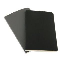 Moleskine Plain Volant Notebook Set - soft cover - Pocket 90 x 140mm