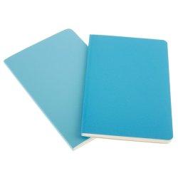 Moleskine Plain Volant Notebook Set - blue - soft cover - Pocket 90 x 140mm