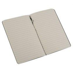 Moleskine set of 3 ruled journals - black -soft cover - Pocket 90 x 140mm