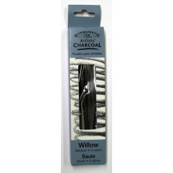 Willow Charcoal - Medium 3 Sticks