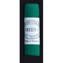 Unison colour soft pastels - greens