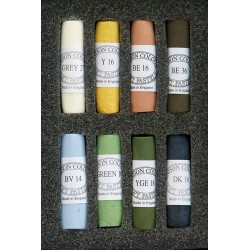 Unison colour soft pastels - sets
