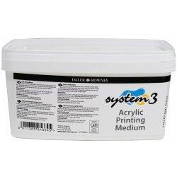System 3 Acrylic Printing Medium 1 litre