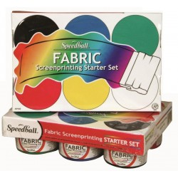 Speedball – Fabric Screen Printing Starter Set