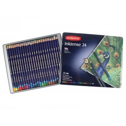 Derwent Inktense Pencils Tin of 24