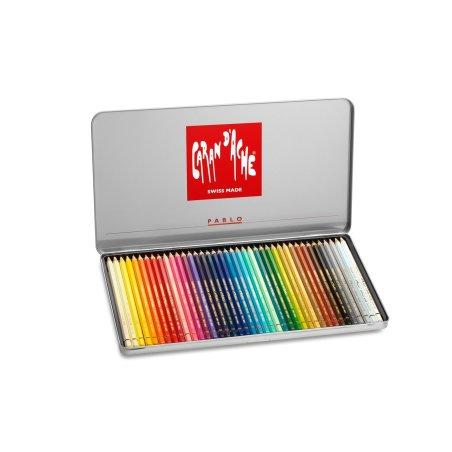 Caran D'Ache Pablo pencils - tin of 40