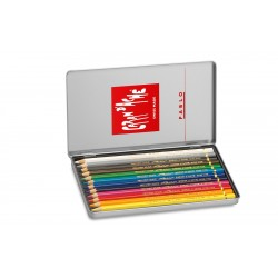 Caran D'Ache Pablo pencils - tin of 12