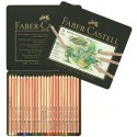 Faber-Castell Pitt Pastel pencils tin of 24