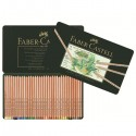 Faber-Castell Pitt Pastel pencils tin of 36