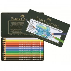 Faber-Castell Albrecht Durer Watercolour Pencils tin of 12