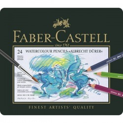 Faber-Castell Albrecht Durer Watercolour Pencils tin of 24