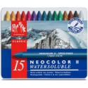 Caran D'Ache Neocolor II tin of 15