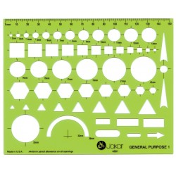 Stencils and templates for...