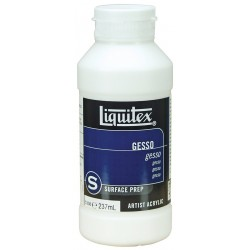 Liquitex archival white gesso 237ml