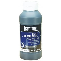 Liquitex archival black gesso 237ml