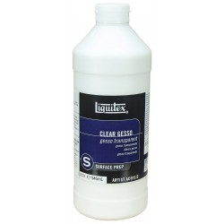 Liquitex archival clear gesso 946ml