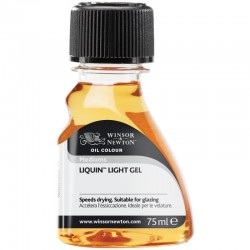 Winsor and Newton Liquin Light Gel 75ml