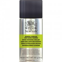 GENERAL PURPOSE HIGH GLOSS VARNISH 150ml can - 3034988