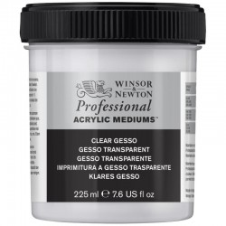 Clear Gesso 225ml - 3040859