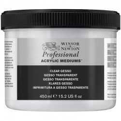 Artists' Clear Gesso 450ml - 3050919
