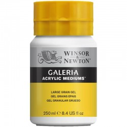 Galeria Acrylic Large Grain Gel 250ml - 3040809