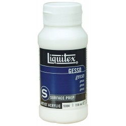 Liquitex archival white gesso 118ml