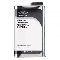Distilled Turpentine 1000ml - 3053744