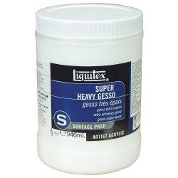 Liquitex White Super Heavy Gesso 946ml