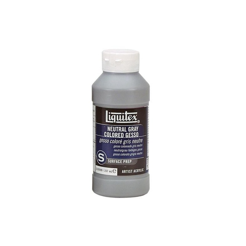 how to use liquitex gesso