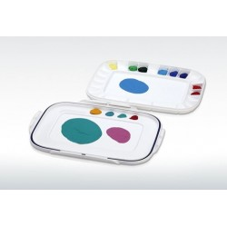Artelier Airtight PEEL-OFF Paint Palette
