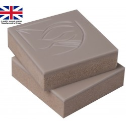 SoftCut Carving Blocks - mounted - 100 x 100mm - pack of 2