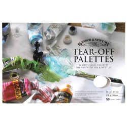 Tear off palettes x50 14 in...