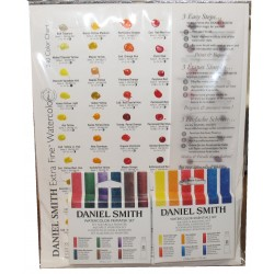 Daniel Smith Watercolour Starter set