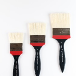Georgian Oil Brushes - G278 - Skyflow