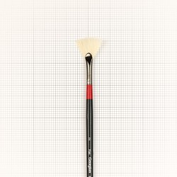 Georgian Oil Brushes - G84 - Fan
