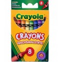 Crayola Assorted Crayons - pack of 8