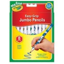 Crayola Beginnings Jumbo Pencils - pack of 8