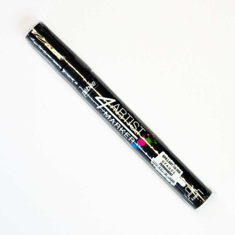 4Artist marker 4mm bullet tip
