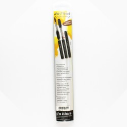 Casaneo Travel series 1593 watercolour brushes - back