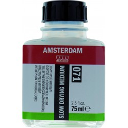 Amsterdam acrylic slow drying medium 75ml