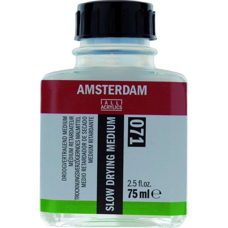 Amsterdam acrylic slow drying medium 75ml