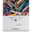 Sennelier Extra Soft Pastels - Set of 24 Landscape Shades