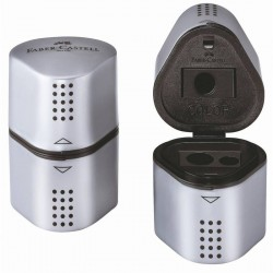 Faber-Castell Jakar TRIO pencil sharpener